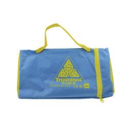 Triominos Tropical bleu