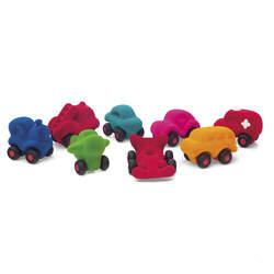Micro véhicule en mousse