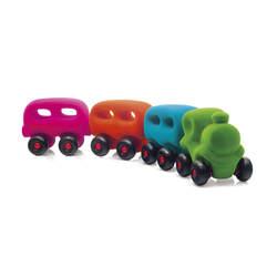 Train 3 wagons