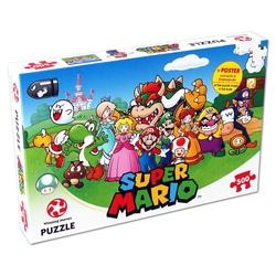 Puzzle 500 pièces Super Mario