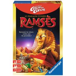 Le pharaon étourdi Ramsès