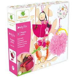 Kit créatif Lovely Box - Poupées Perles