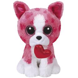 Beanie Boo's - Petite Peluche Romeo le Chien 15 cm