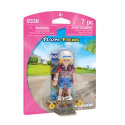 9338 - Skateuse - Playmobil Friends
