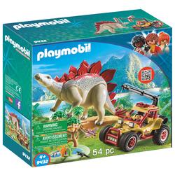 9432 - Playmobil véhicule explorer et stégosaure