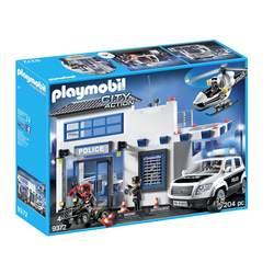 9372 - Poste de police et véhicule - Playmobil City Action