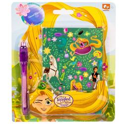 Carnet Secret Raiponce et stylo - Disney Princesses