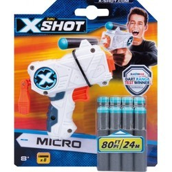 Pistolet X-Shot Micro