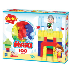 Les Maxi - Coffret 100 pièces