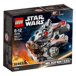 75193-LEGO® Star Wars Microfighter Faucon Millenium