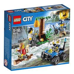 60171 - LEGO® City L'évasion des bandits en montagne