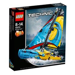 42074 - LEGO® TECHNIC - Yacht de compétition