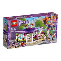 41336 - LEGO® Friends Le café des arts d'Emma