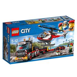 60183 - LEGO® CITY - Le transporteur d'hélicoptère