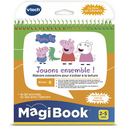 Magibook Peppa Pig