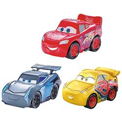 Cars - Pack de 3 mini-véhicules