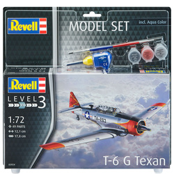 Maquette avion T-6 G Texan