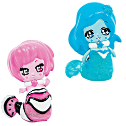 Glimmies Aquaria-Coffret 2 Glimmies