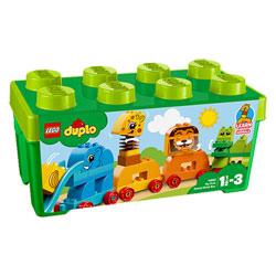 10863 - LEGO® DUPLO Mon premier train des animaux