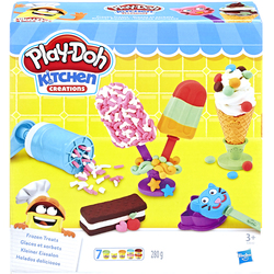 Play Doh-Glaces et sorbets
