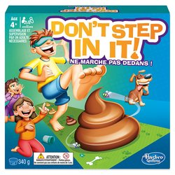 Don't Step In It-Ne Marche Pas Dedans