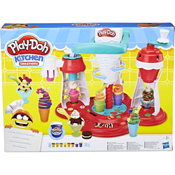 Pâte à modeler Play-Doh - Le Glacier Enchanté