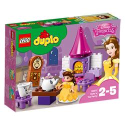 10877 - LEGO® DUPLO Disney Princesses - Le goûter de Belle
