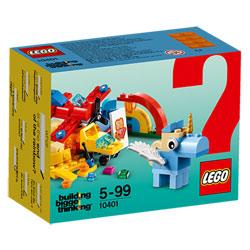 10401-LEGO® Les jeux de l'arc-en-ciel