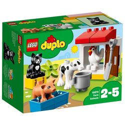 10870 - LEGO® DUPLO Les animaux de la ferme