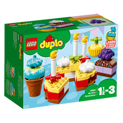 10862 - LEGO® DUPLO Ma première fête d'anniversaire