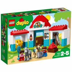 10868 - LEGO® DUPLO Le poney-club de la ferme
