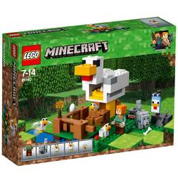 21140 - LEGO® MINECRAFT - Le poulailler