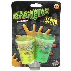 Les Cradingues-Recharge de Slime
