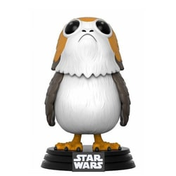 Figurine Porg 198 Star Wars 8 Funko Pop