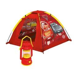 Tente Cars 3 avec lanterne