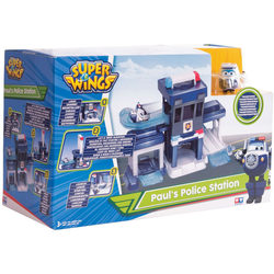 Super Wings - Commissariat de Paul