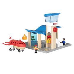 Brio 33883-Terminal aéroport avec tour