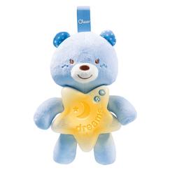 Ourson Bonne Nuit Bleu - First Dream