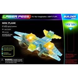 Laser Pegs-Mini avion