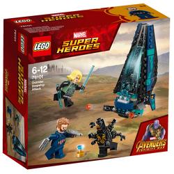 76101-LEGO® L'attaque du vaisseau par les Outriders