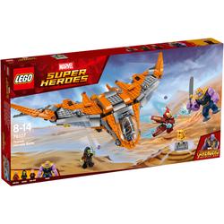 76107-LEGO® Le combat ultime de Thanos