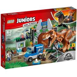 10758 - LEGO® Juniors L'évasion du tyrannosaure
