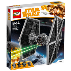 75211 - LEGO® STAR WARS - Le TIE Fighter impérial