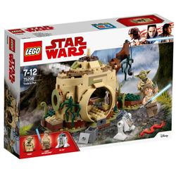 75208 - LEGO® STAR WARS - La hutte de Yoda