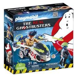 9388 - Playmobil Gostbusters-Stantz avec véhicule volant