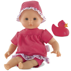 Poupon bébé bain Coralie