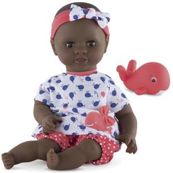 Poupon bébé bain Alyzée