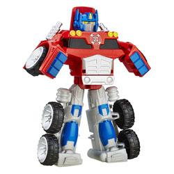 Transformers-Figurine Megabot 25 cm Rescue Bots