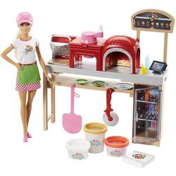 Coffret Barbie Pizzeria