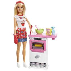 Coffret Barbie Patisserie